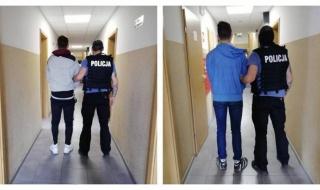 Podawali się za policjantów CBŚ, chcieli okraść starszą kobietę. Grozi im po 8 lat więzienia
