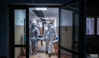 W szpitalu w Zgierzu zmarło pięć kolejnych osób zakażonych koronawirusem
