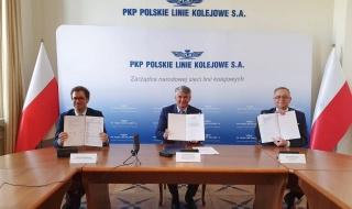 Nowe możliwości podróży koleją. Rozbudują tory na trasie z Kutna do Płocka